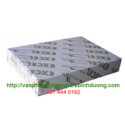 Giấy trắng Excel A3 80