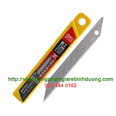 lưỡi dao rọc giấy deli