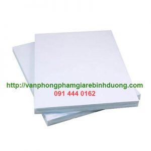 bìa thái trắng