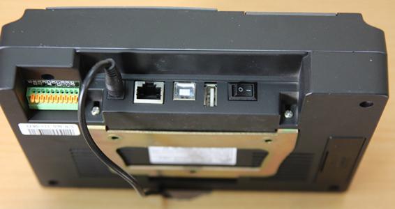 Máy chấm công vân tay có tiếng Việt Silicon TA-2300